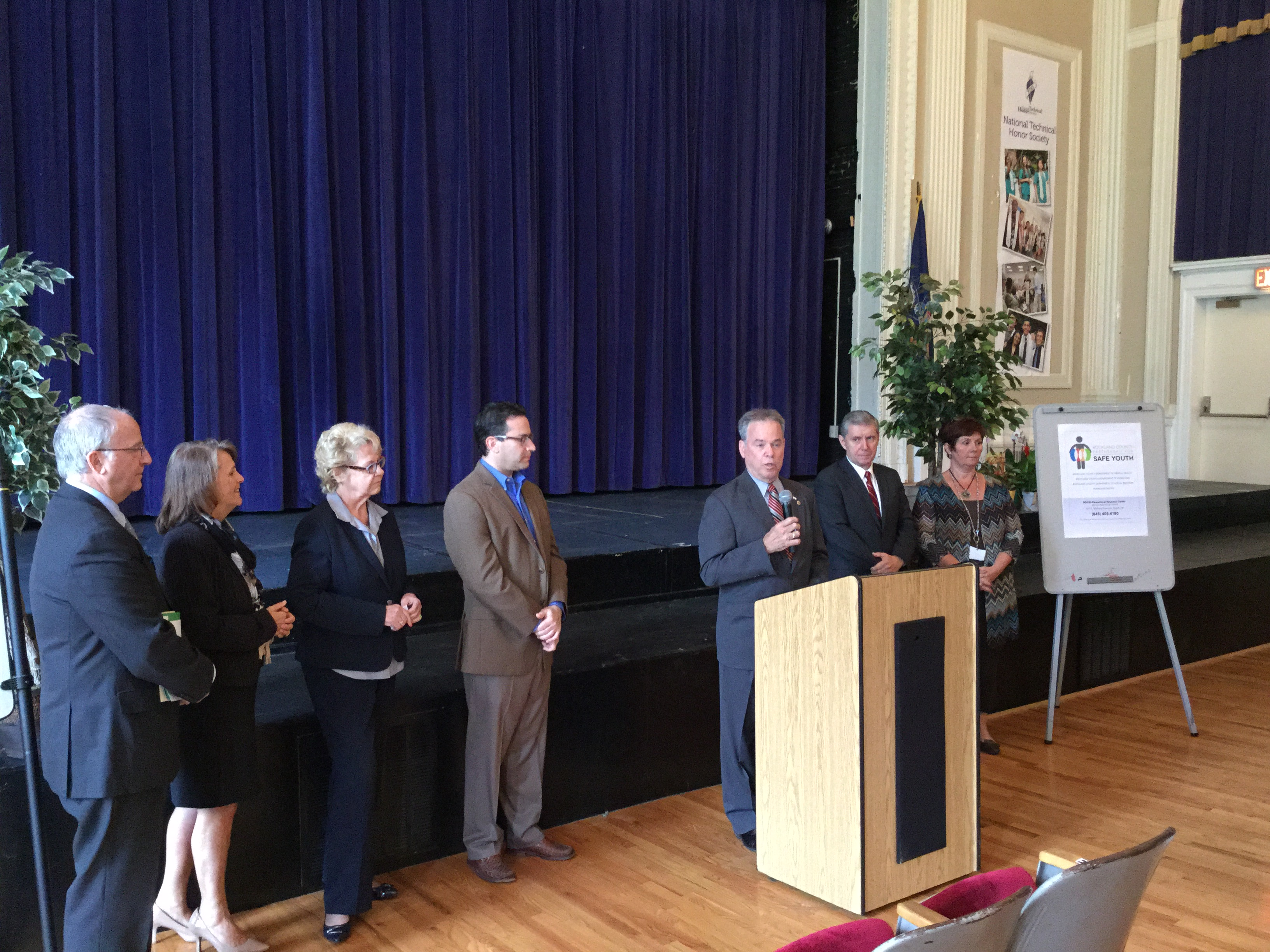 The Rockland County Partnership For Safe Youth