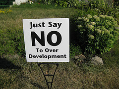 Continuing The Battle Against Overdevelopment...