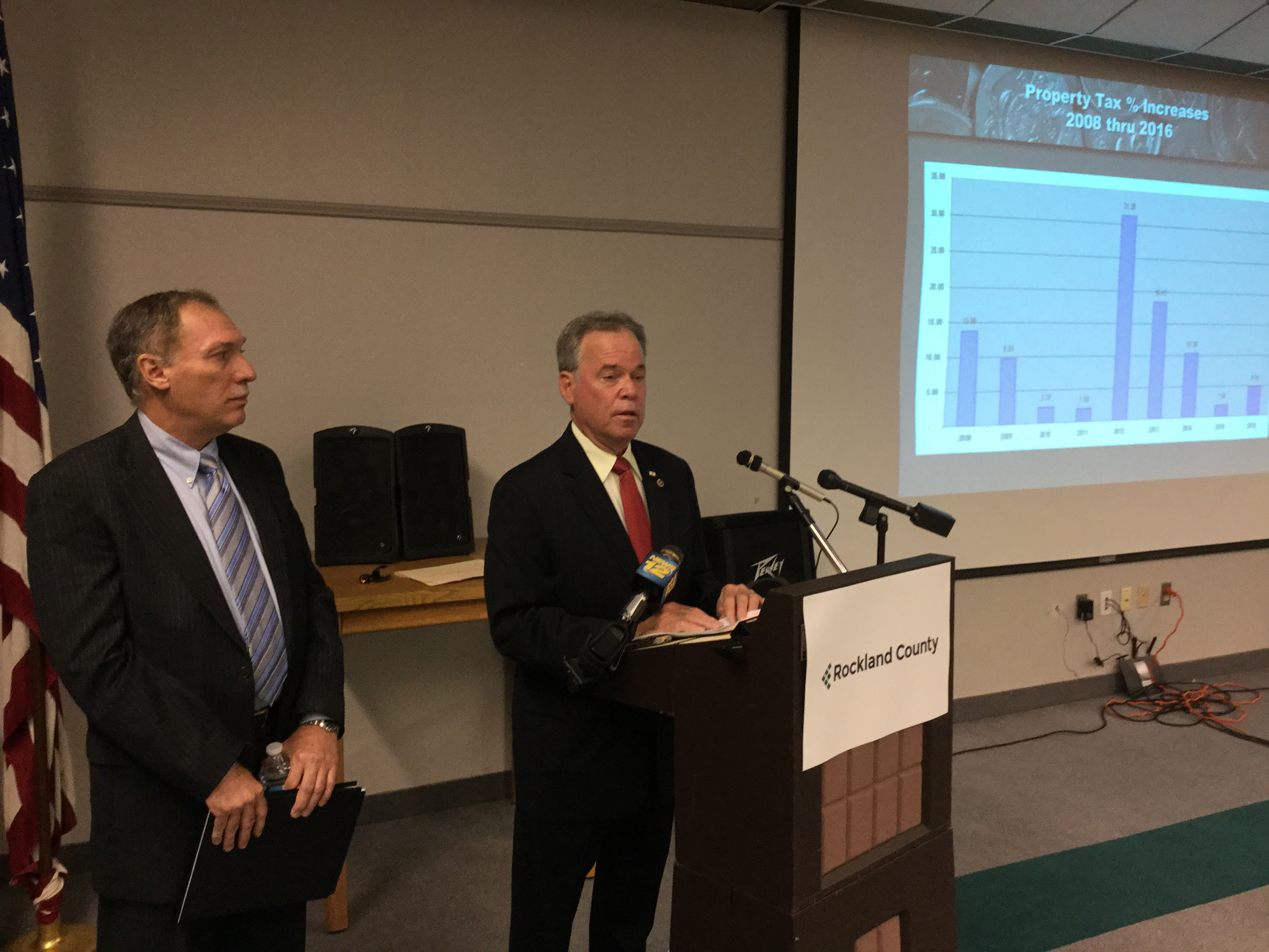 County Executive Ed Day Unveils $723 Million Budget For 2016