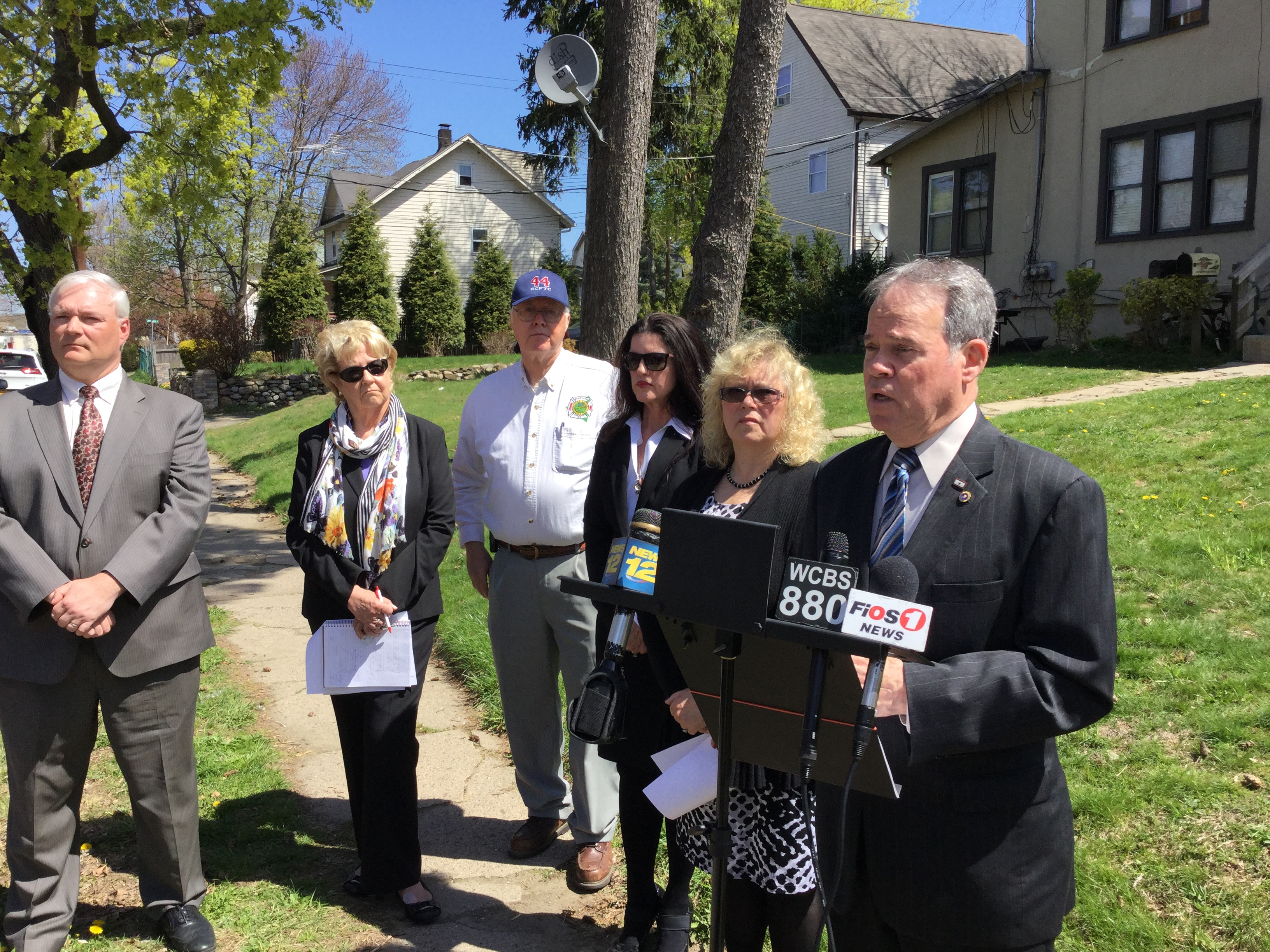 County Executive Day Launches The Rockland Codes Initiative