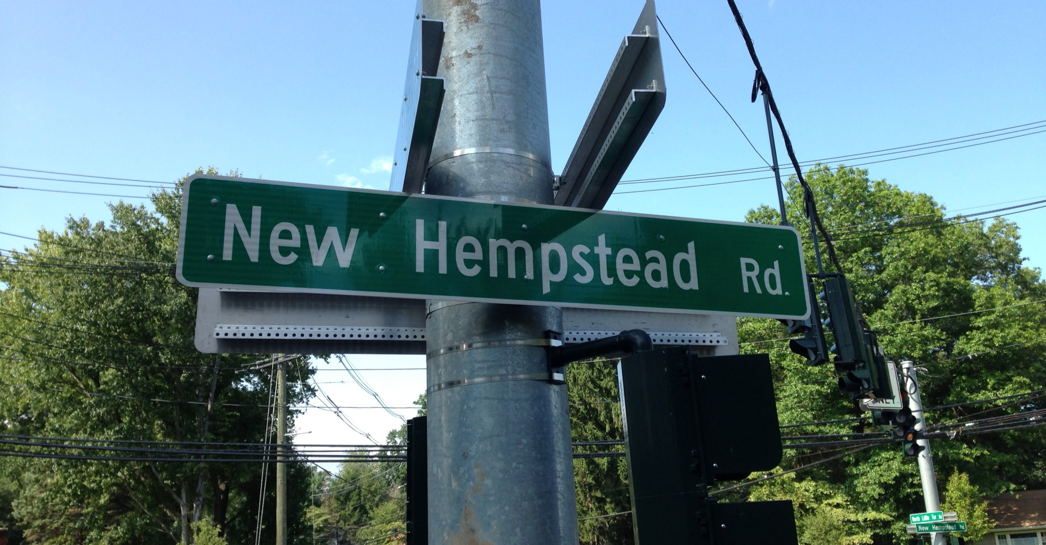 New Hempstead Road