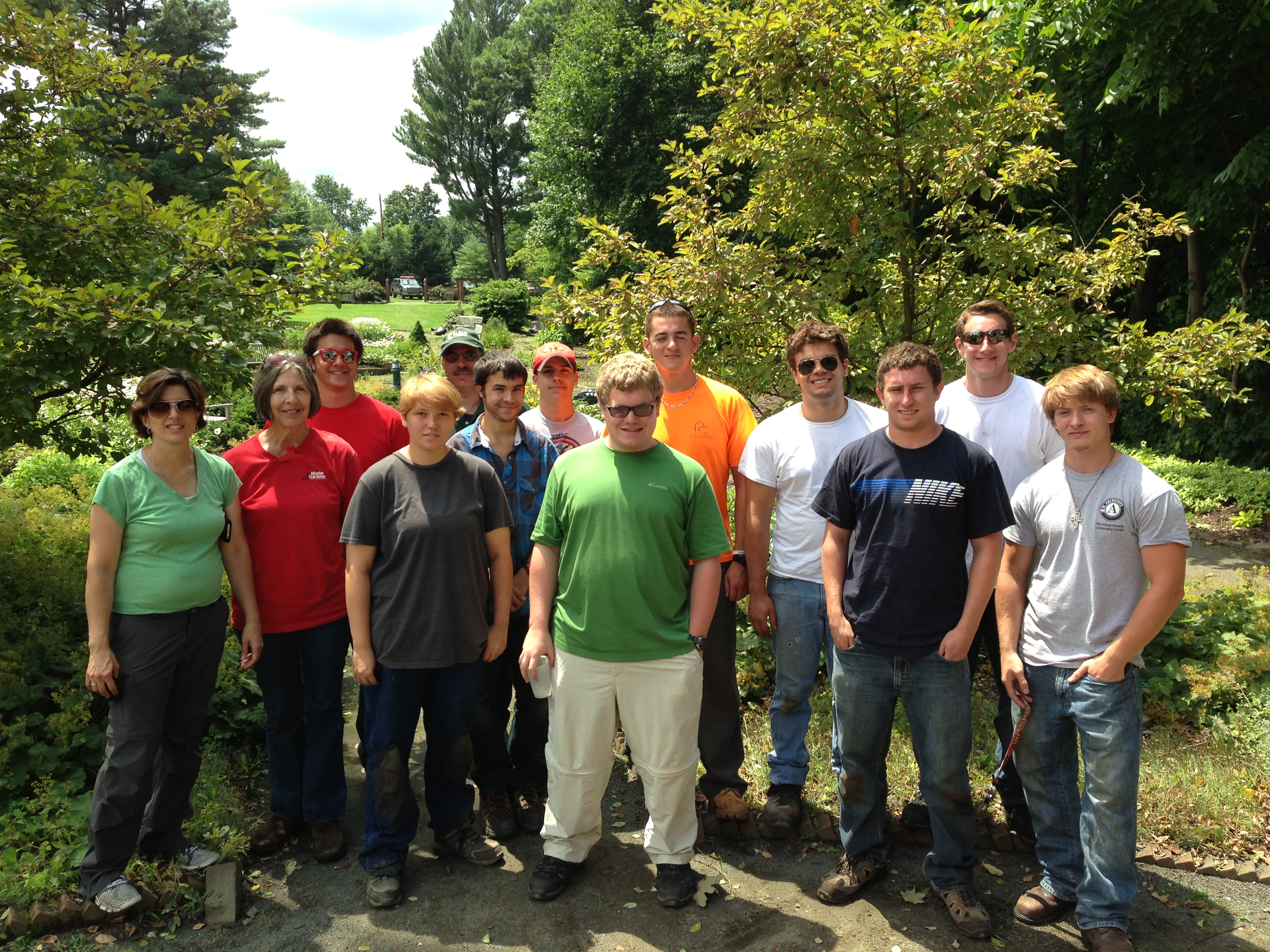 The Rockland Conservation & Service Corps Needs You!