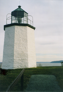 Stony Point lighthouse