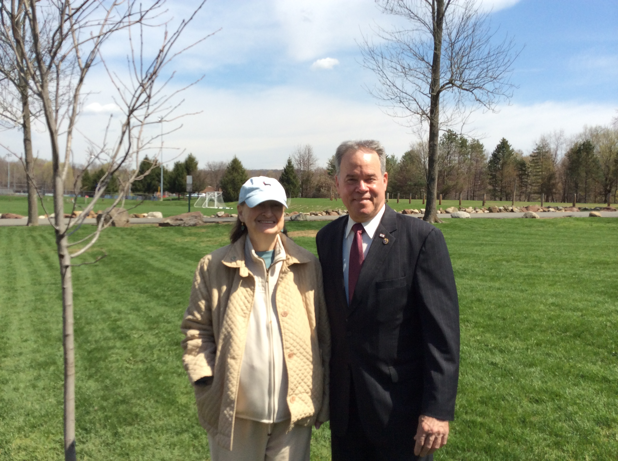 Meet Rockland County's 2015 Outstanding Environmental Volunteer!