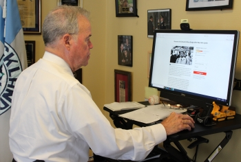 County Executive Day Signs Online Petition
