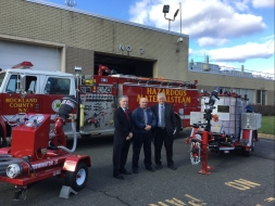 Keeping You Safe: New Firefighting Apparatus