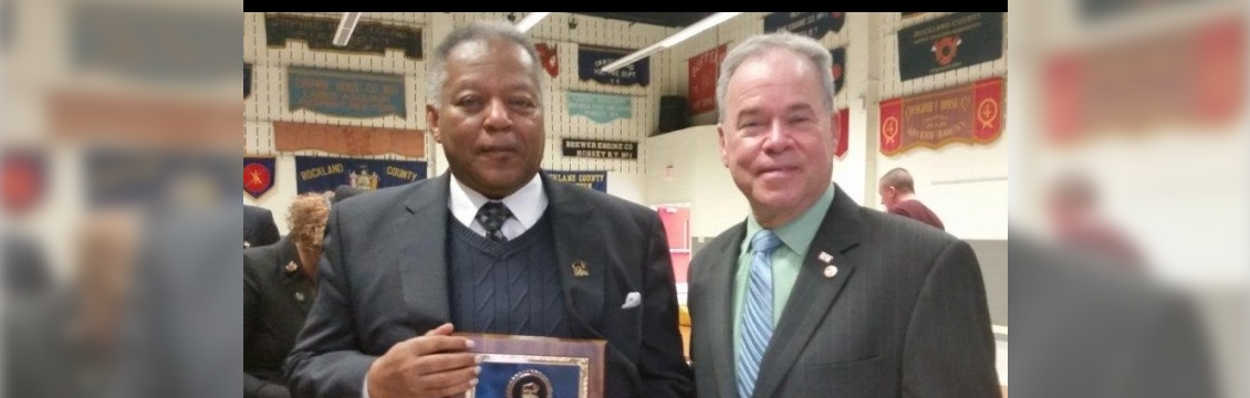 Pastor Weldon McWilliams honored with 2017 Buffalo Soldier Award