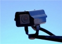 Photo of a traffic camera
