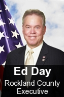 Rockland County Executive, Ed Day