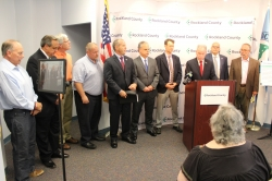 Rockland County Shared Services Press Conference