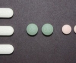 Photo showing oxycodone pills