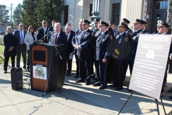 Call for Statewide Moratorium on New Criminal Justice Laws